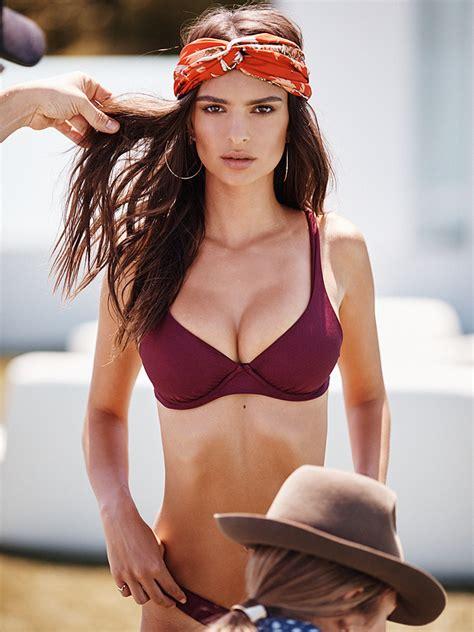 Kim Kardashian Home Decor emily ratajowski models sexy bikinis for amore amp sorvete