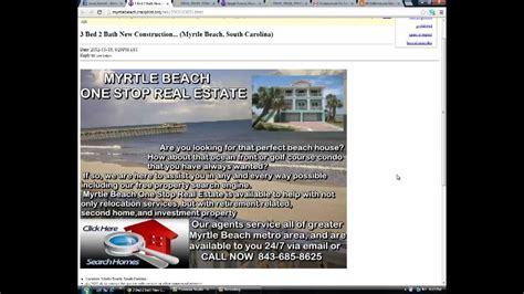 craigslist real estate lead generation success story 1200