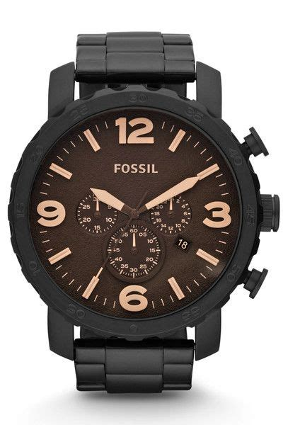 Fossil Chrono Aktif Black 17 best images about watches on tag heuer