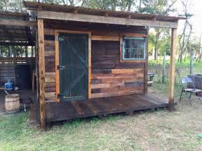 Diy pallet shed pallet outdoor cabin plans outdoorbeing