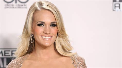 Thursday Three Bridget Meet Carrie carrie underwood goes makeup free in workout selfie see