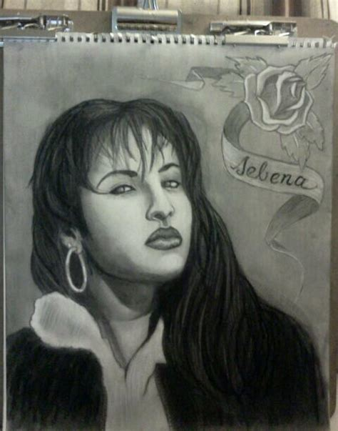 Selena Q Drawing by Selena Quintanilla Perez By Jkae47 On Deviantart
