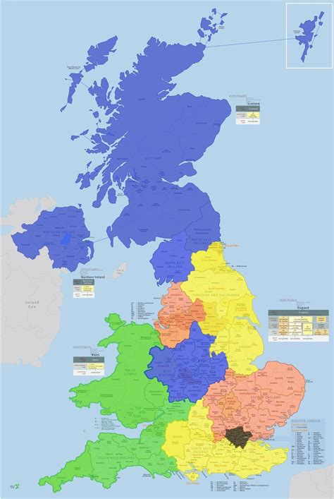 uk map 20 eye opening maps that will make you see the uk differently