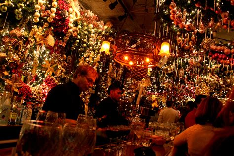 rolf s peek inside rolf s german restaurant new york city s most