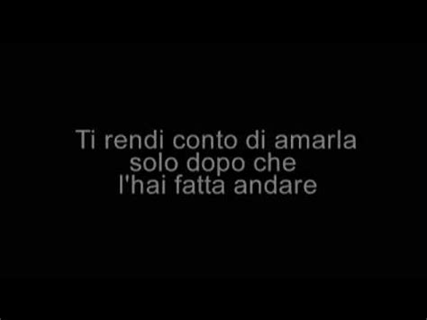 testo let it go italiano passenger let go traduzione