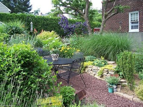 Small Yard Garden Ideas Backyard Small Garden Ideas Photograph Small Backyard Idea