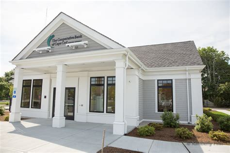 coop bank of cape cod bank construction project cooperative bank of cape cod