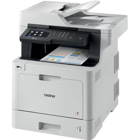 all in one color laser mfc l8900cdw all in one color laser printer mfc