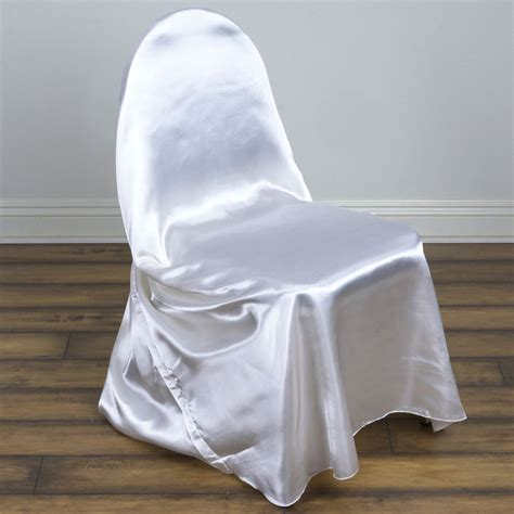wholesale slipcovers 100 pcs satin universal chair covers wholesale wedding