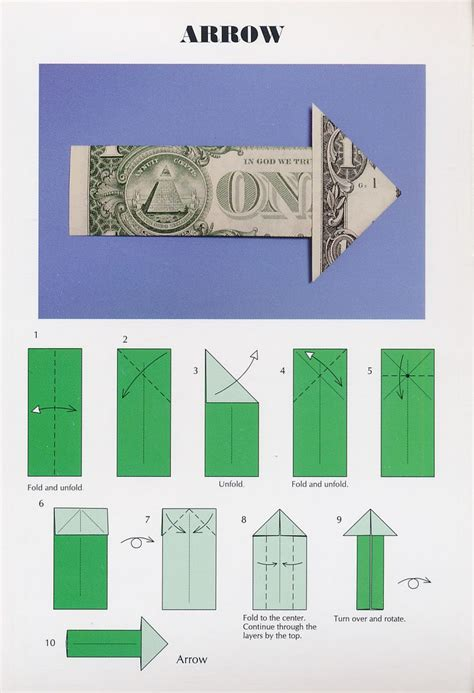 How To Make A Origami Arrow - 1000 images about gift wrapping ideas on