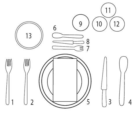 come usare le posate a tavola zanovello argenteria le posate in tavola