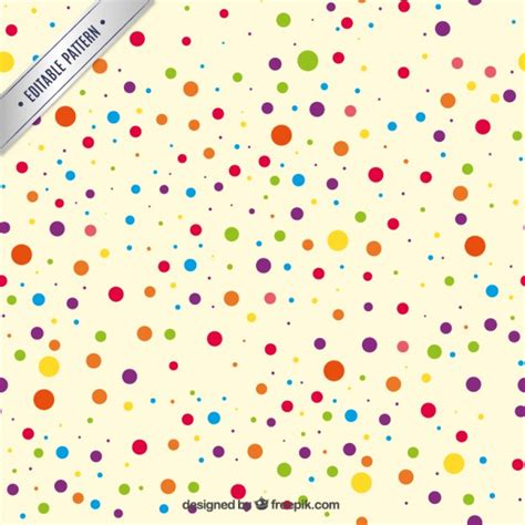 dots pattern freepik colorful dots pattern vector free download