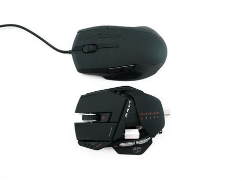 Mad Catz Rat 9 Gaming Mouse mad catz cyborg r a t 9 wireless gaming mouse review