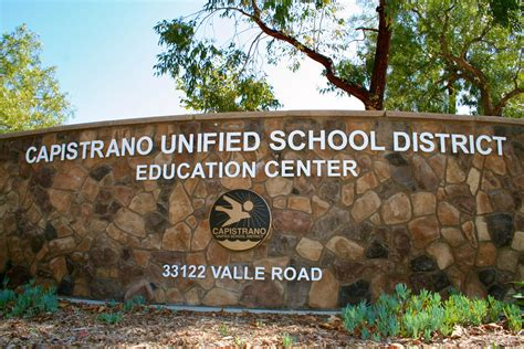 Capo Unified School District Calendar Capo Unified Approves 2017 2018 School Calendar Model For