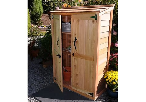 small sheds garden chalet  outdoor living today