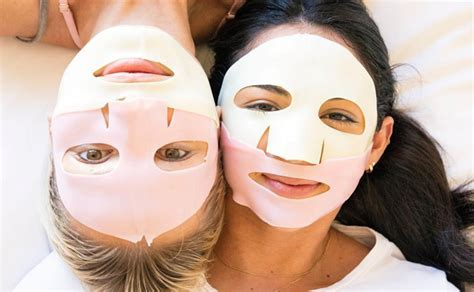 7 Skin Perfecting Sheet Masks to Use Before a Night Out