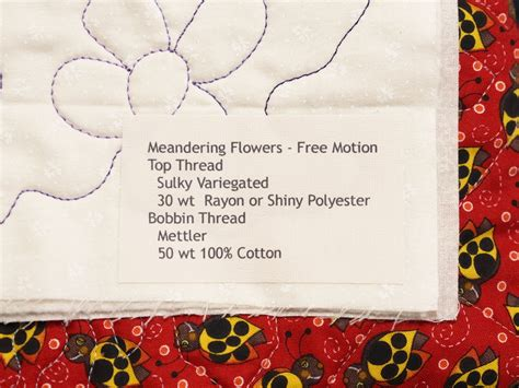 Quilt Label Exles by How To Make A Simple Label For Your Quilt Quilts By Jen