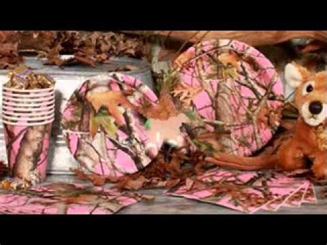 Baby Shower Camo Ideas by Camouflage Baby Shower Ideas