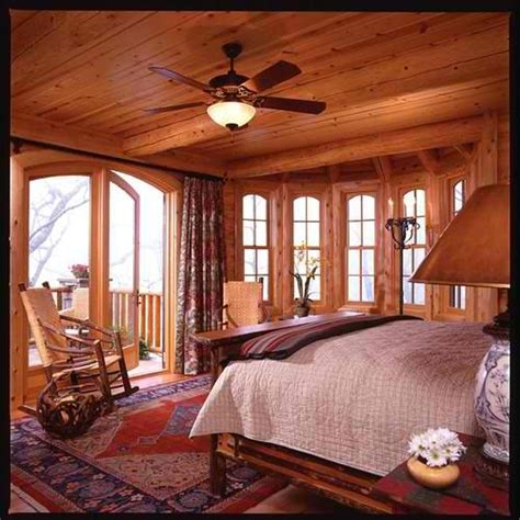 log cabin interiors photo gallery michigan cedar pin by joy yeager on for the home bedrooms pinterest