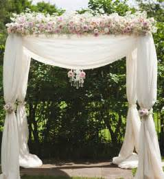 Chandelier Tiffany Style Ceremony Arch Decorations Weddings Romantique