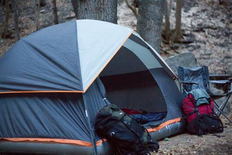most comfortable tent aesent tent the world s most comfortable tent hiconsumption