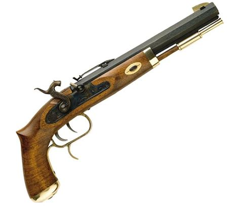 traditions 50 cal trapper black powder pistol sportsman