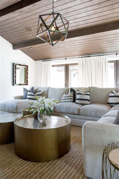 large coffee tables   xl living room