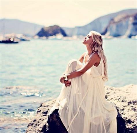 Maxi Laluna White T3010 4 20 superbes maxi dress de plage pour rayonner tout l 233 t 233