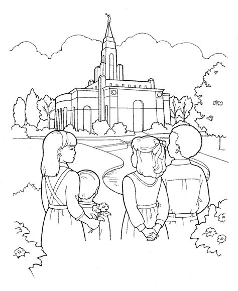 lds coloring pages lds nursery coloring pages coloring pages