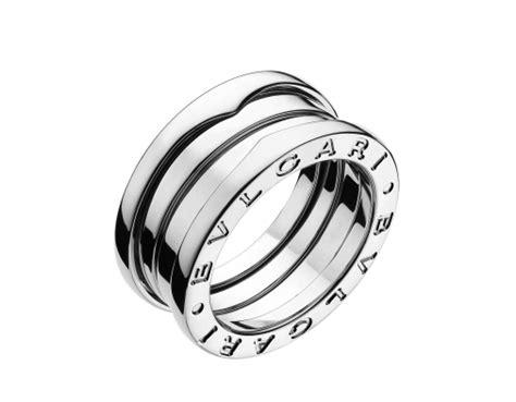 bvlgari bzero1 3band ring ring b zero1 an191024 bvlgari