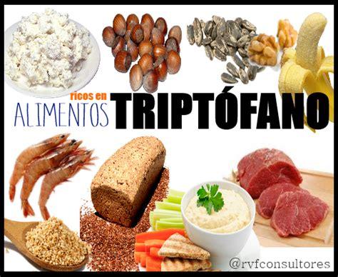 triptofano alimentos alimentos ricos en triptofano masmusculo murcia