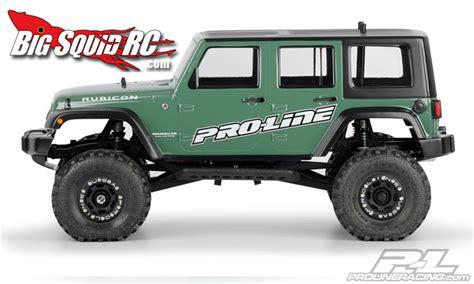 Jeep Bodies Pro Line Jeep Wrangler Rubicon 171 Big Squid Rc News