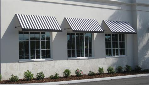 Cloth Awning by Fixed Awnings Canopies Commercial