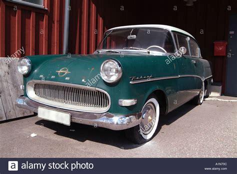Classic Opel Cars by Opel Kapitan Classic Car General Motors Petrol Stock
