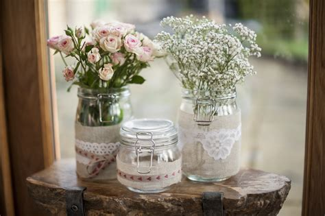 Handmade Wedding Centerpieces - commercial photographer cambridge diy wedding details