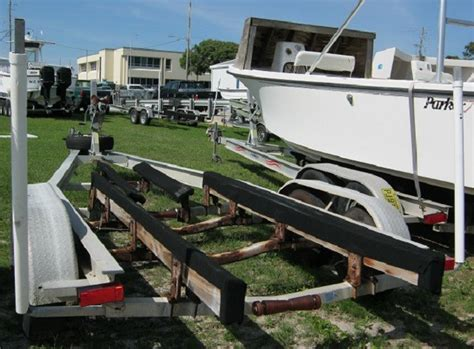 boat trailer parts morehead city nc nc auctions 2006 trailer boat trailer