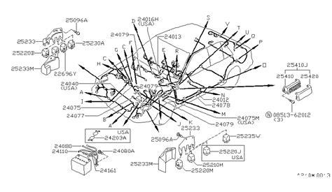 1982 nissan pulsar nx wiring diagrams wiring diagram schemes