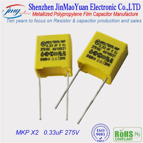 capacitor bank advantage rohs certification mkp x2 metallized polypropylene capacitor 275v 105k for sale view