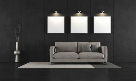 sofas salon sof 225 de color gris para el sal 243 n hogarmania