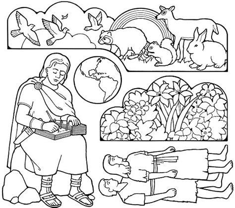 lds coloring pages lehi lds lesson ideas rainier oregon stake page 10