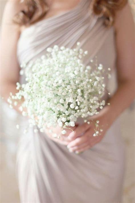 baby s breath bouquets bridesmaids with baby s breath bouquets simply gypsophila