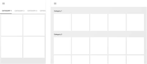 material design layout grid responsive ui layout material design