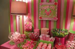 Theme Decorations by Artistic Anya Designs Strawberry Shortcake