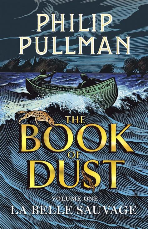 dust picture book see the covers for philip pullman s the book of dust 1