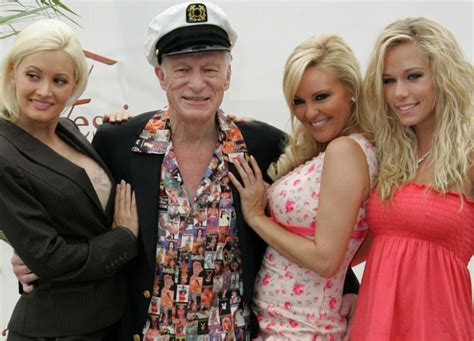 Is Hefners Number One by Hugh Hefner S 31 Year Widow Has Not Won The Gold