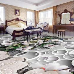 3D Flooring, 3D Epoxy Flooring in India