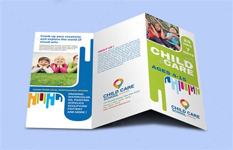 back to school brochure template format template