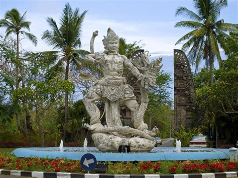 bali tourism board top attractions  uluwatu bali