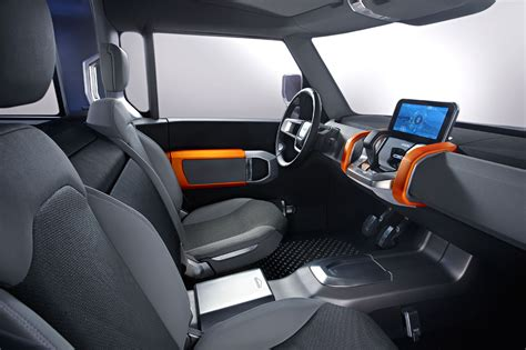 land rover dc100 interior 2011 land rover dc100 concepts