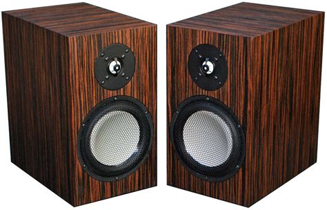 fritz accuton 6 two way compact bookshelf speaker review